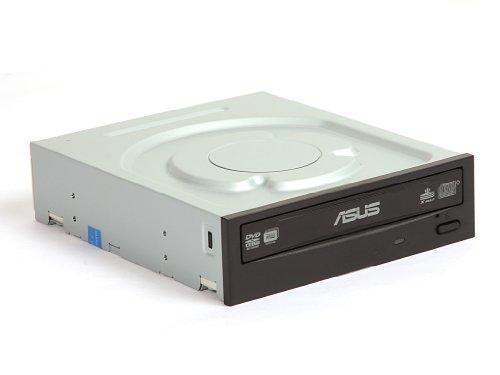 ASUS 24x DVD-RW Serial-ATA Internal OEM Optical Drive DRW-24B1ST Black(user guide is included)