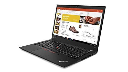 Lenovo ThinkPad T490s 14' FHD (1920x1080) Low Power IPS 400nits Anti-Glare Display Ultrabook - Intel i7-8565U Processor, 16GB RAM, 1TB PCIe-NVMe SSD, IR 720p Camera, Windows 10 Pro 64-bit