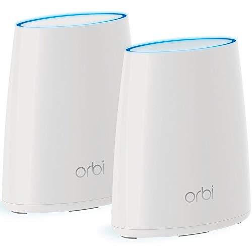 Netgear Orbi RBK40 IEEE 802.11ac Ethernet Wireless Router