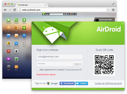 Image result for AirDroid