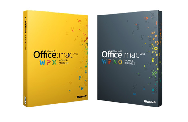 Office Home And Business 2011 For Mac