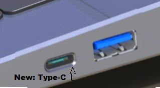 USB Type Connector