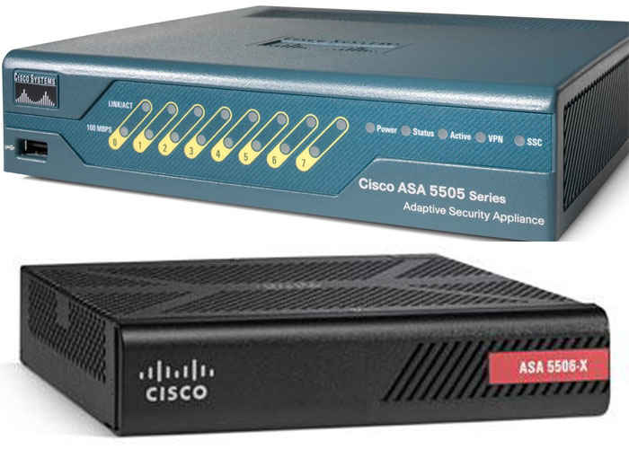 No switch option on Cisco ASA 5506-X