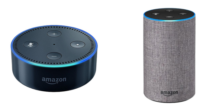 Amazon Alexa and Echo Plus