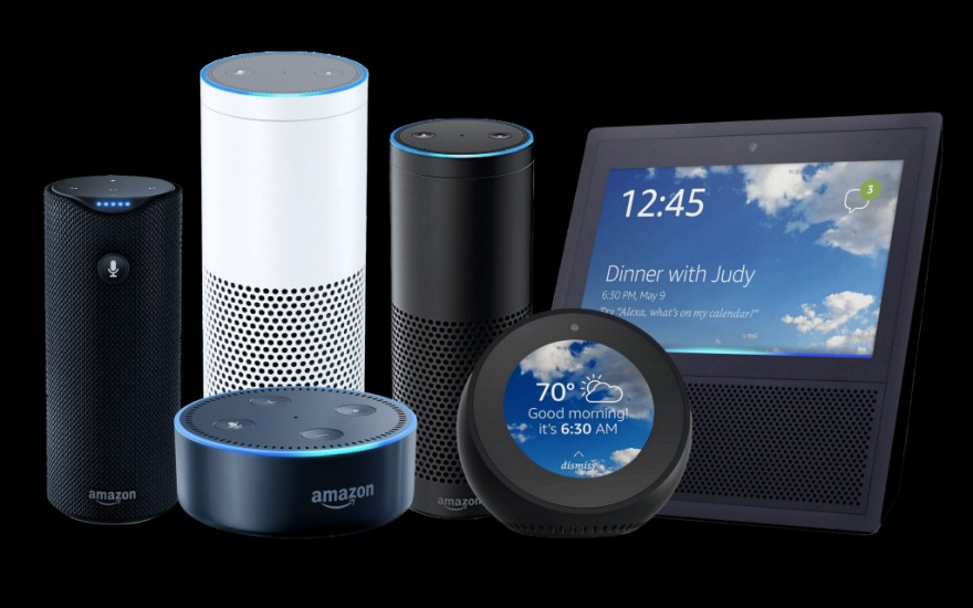 amazon alexa and echo devices