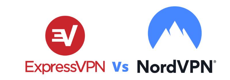 comparison of express vs nord vpn providers