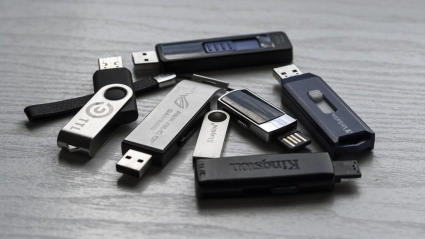 USB Sticks with Logos as a Marketing Technique