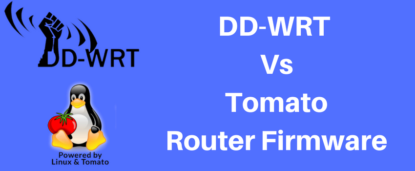 comparison between tomato and dd-wrt for routers