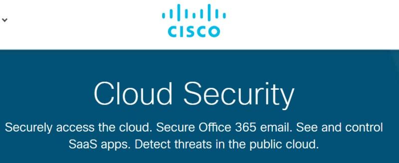 cisco security cloud