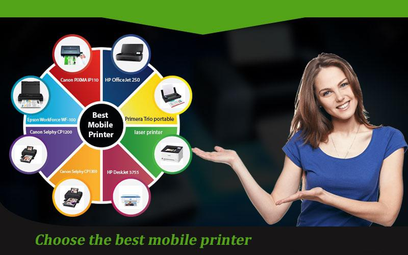 Best Mobile and Compact Printers for Business People
