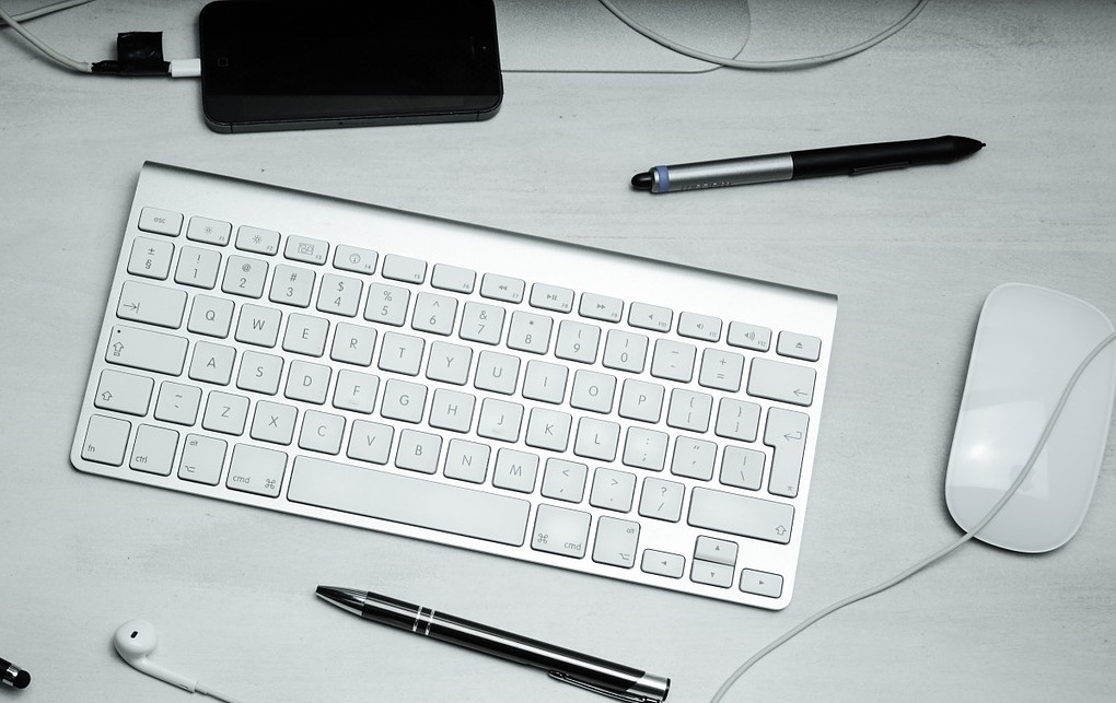 keyboard and mouse pair