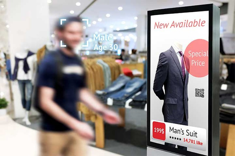 digital signs for business