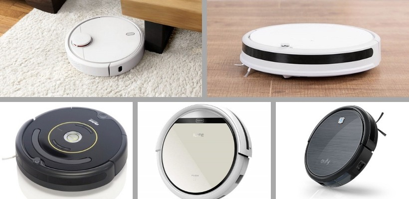 cheap robot vacuum appliances
