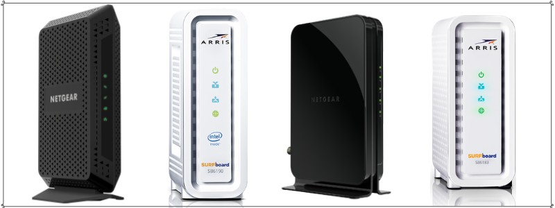 Top Suddenlink Compatible Modems In 2019 For 1gig