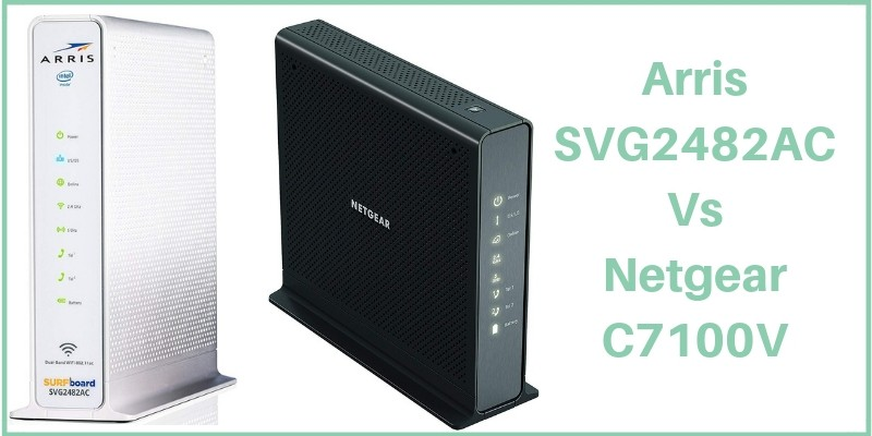 arris vs netgear voice modems for comcast xfinity