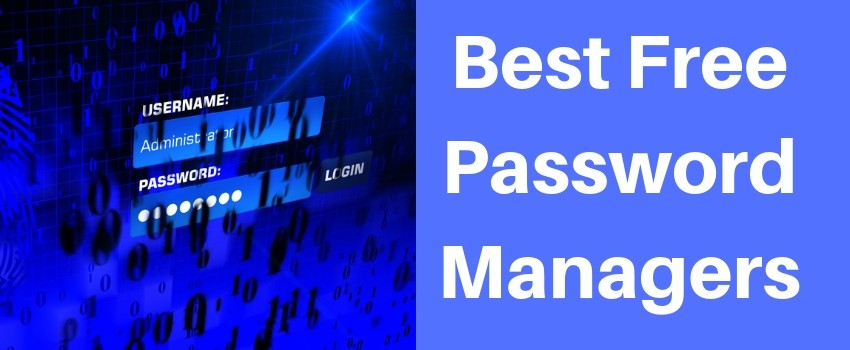 free password managers online