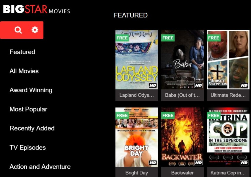 bigstar movies app