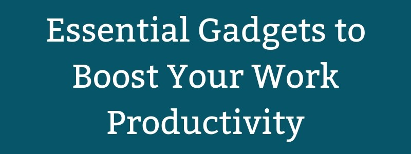 boost productivity