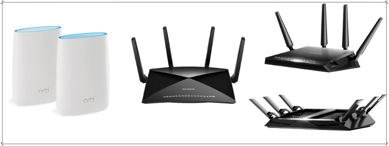 orbi mesh rbk50 vs nighthawk routers