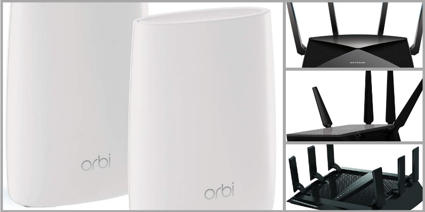 orbi rbk50 vs nighthawk routers