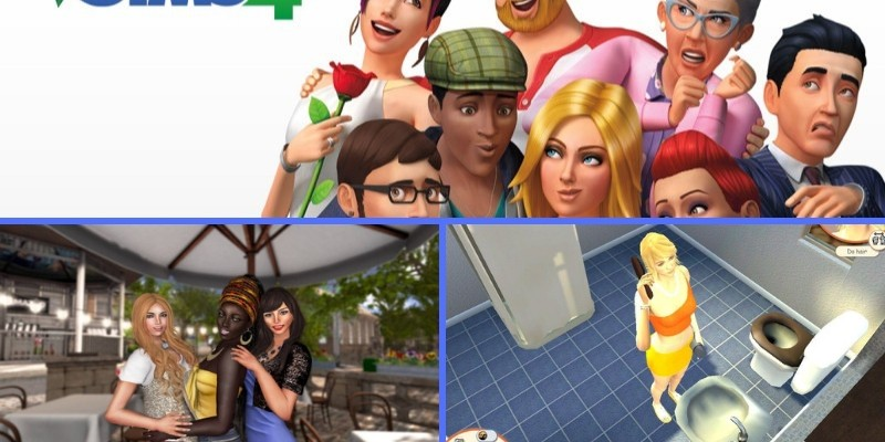 3 games like the sims