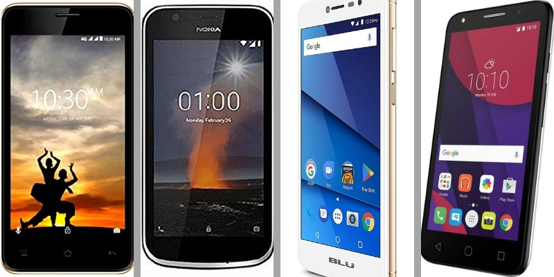 most affordable smart phones