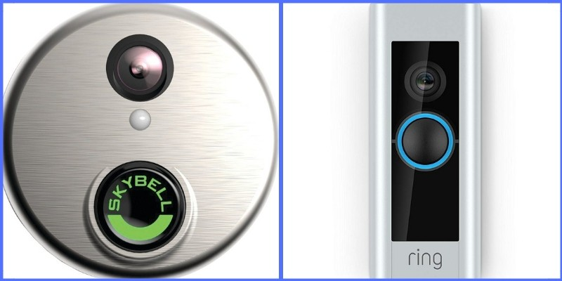 video doorbells comparison