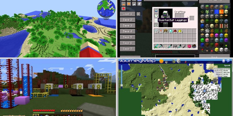 top mods for minecraft
