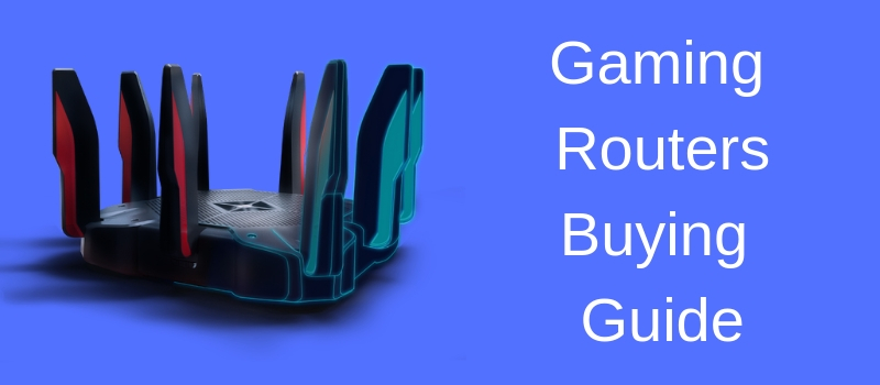 gaming wifi router
