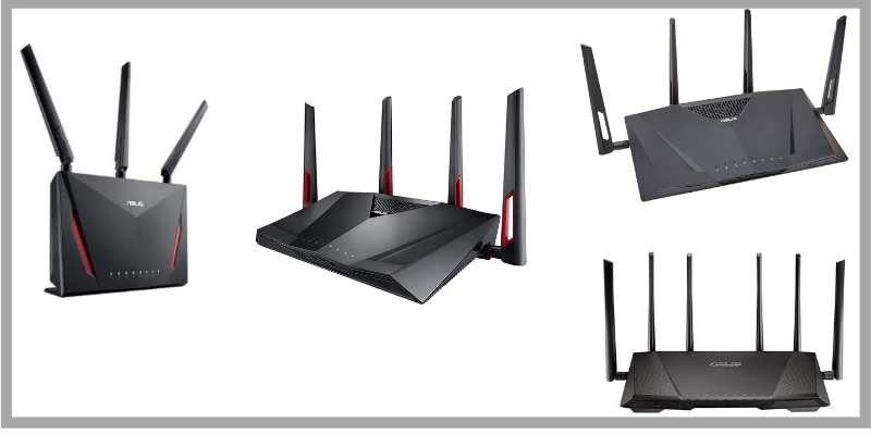 wifi asus routers