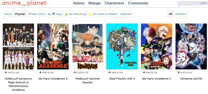 15 Best English Dubbed Anime Streaming Websites That Are Legal In 2019