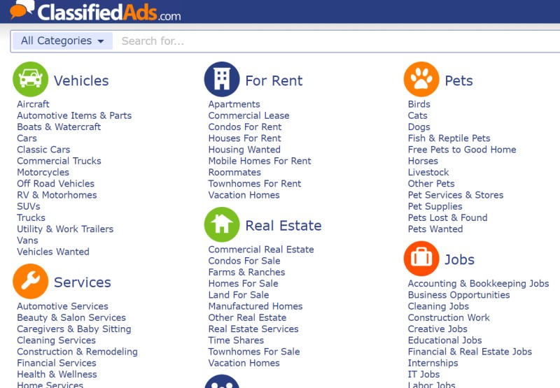25 Similar Sites and Apps Like Craigslist to Buy and Sell ...