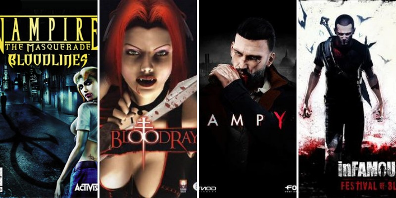 10 Best Vampire Games of All Time (Updated 2019) | Tech 21