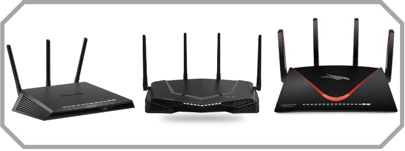 comparison between netgear gaming routers