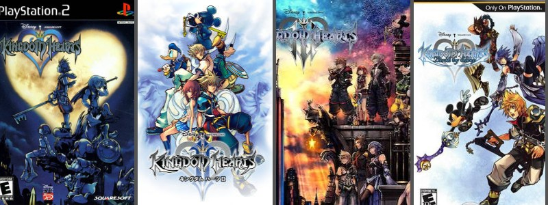 ranking of kingdom hearts games