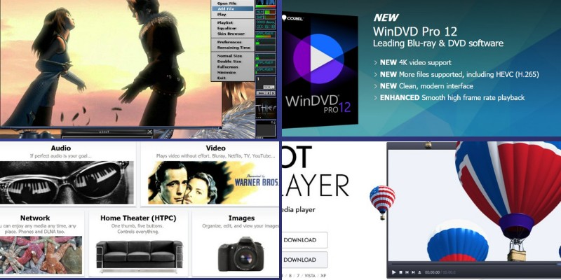 media player software for windows