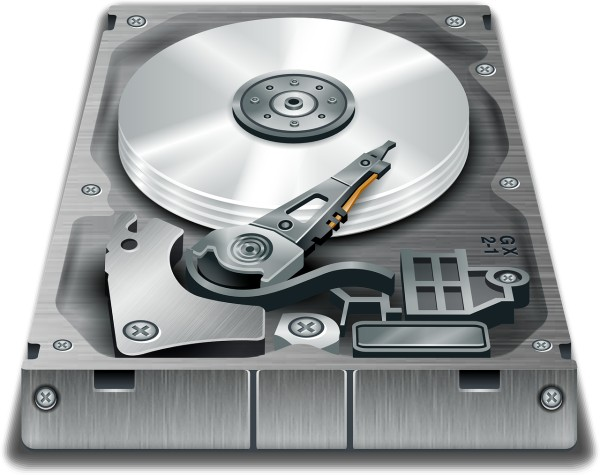 mechanical hard disk