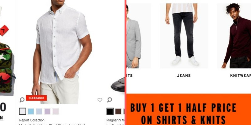 websites similar to jackthreads