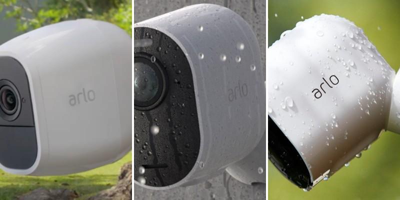 comparison of security cameras