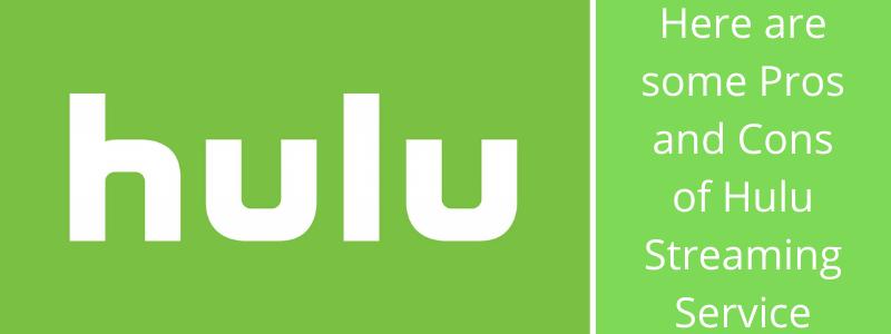 hulu tv service
