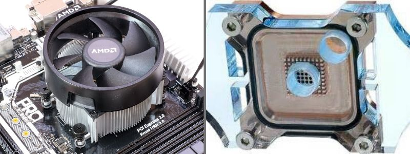 ways to cool cpu in computers