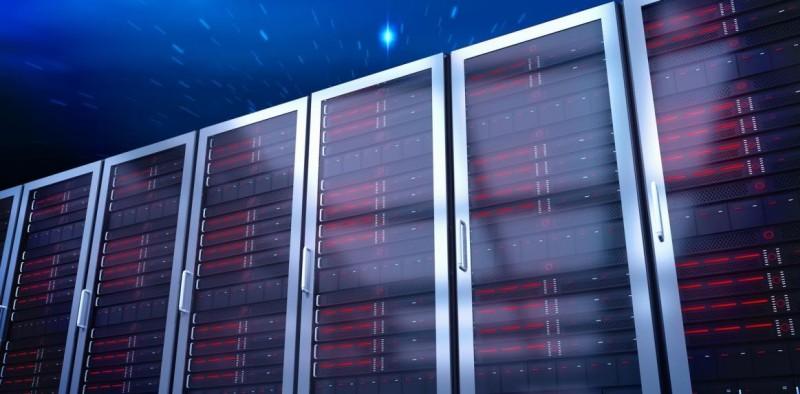 disk arrays in servers