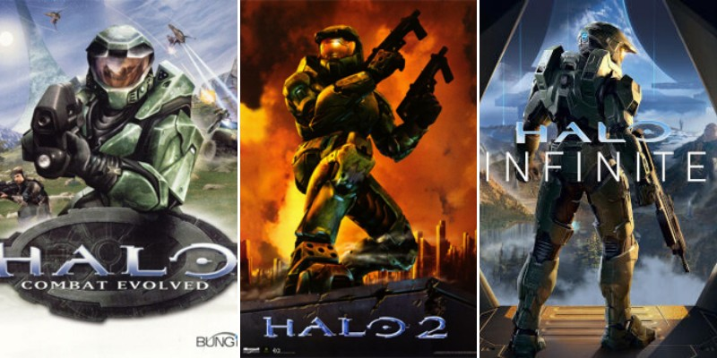 order to play halo games