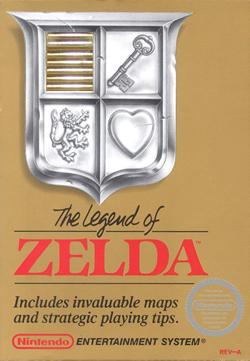 first zelda game
