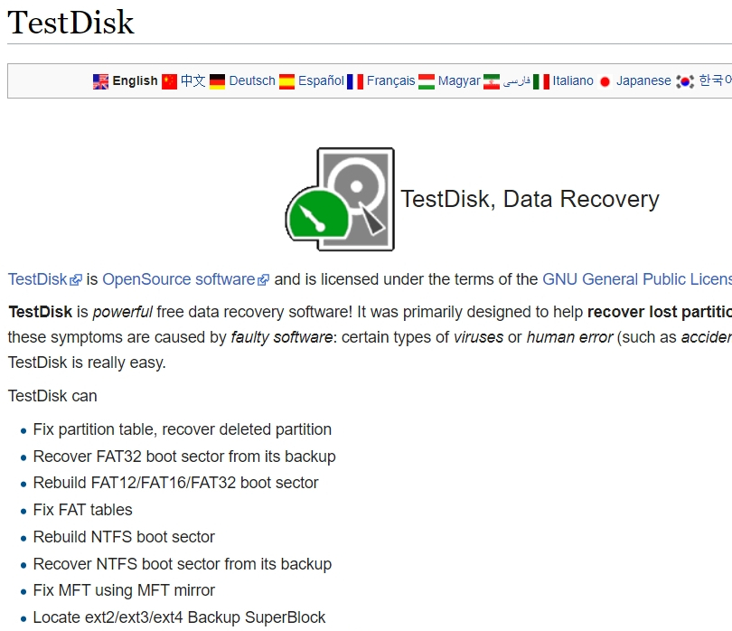 20 Best Free Data Recovery Software To Restore Files Photos Etc In 2020