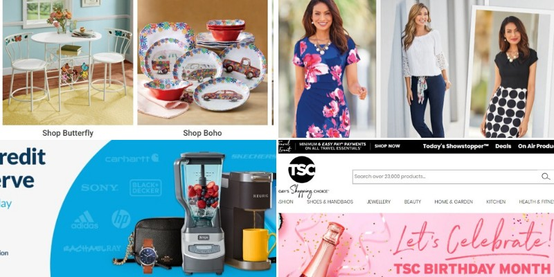 sites similar to hsn