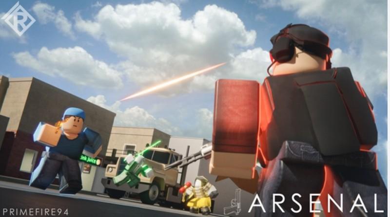 arsenal roblox game