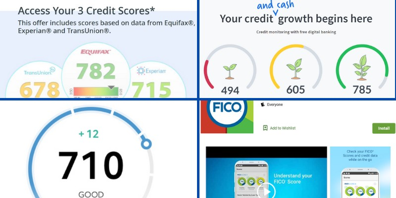apps similar to creditkarma