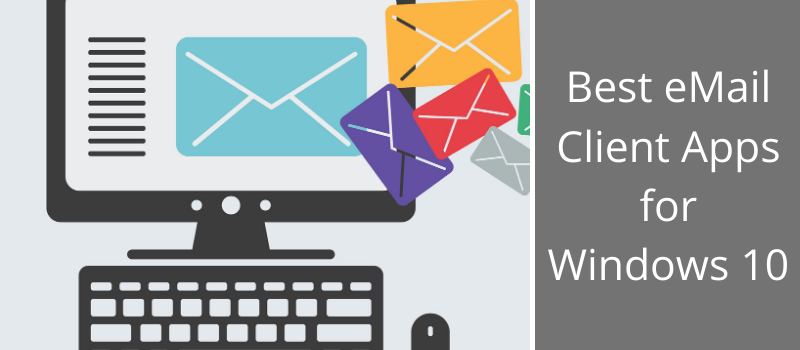 email software for win 10