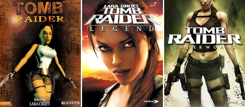 12 Tomb Raider Video Games In Order Of Chronological Release 2020